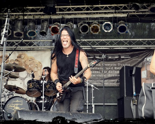 RagnaRock Open Air Festival 2015