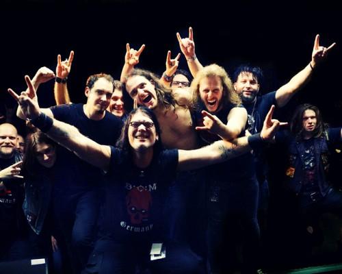 Brotherhood of Metal Festival VII – Langerwehe – Schlich / 24.10.15 Saal Behrendt