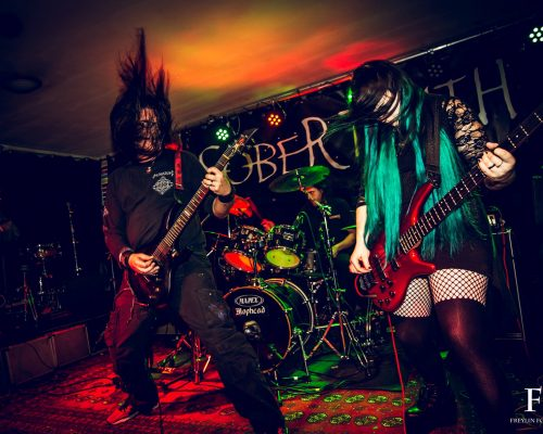 Metal for Mercy On Stage | Ground Zero Essen 25.02.17