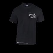MERCHDEALS-Mockup Locust Lunatic Asylum sober truth shirt freigestellt