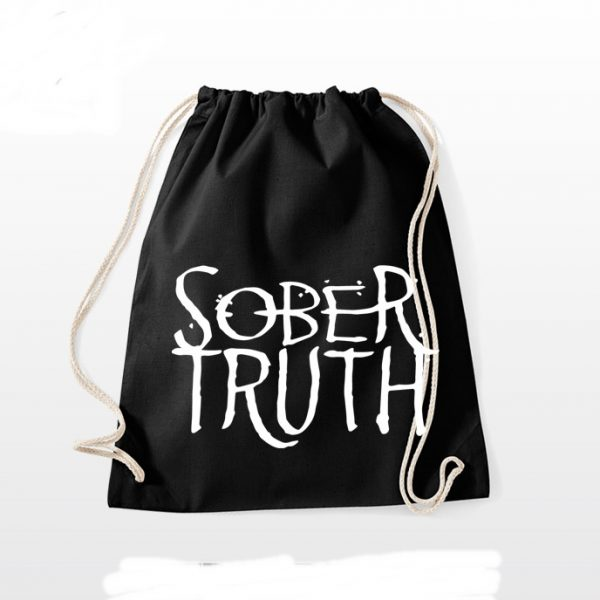 Turnbeutel Sober Truth