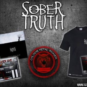 Sober Truth Metal Invasion Werbungklein