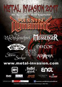 metal invasion 2017 sober truth