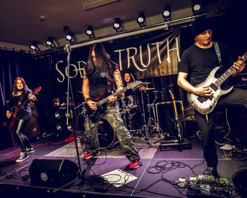 Club Show | Rock & Pop Zentrum Bonn | 07.04.17