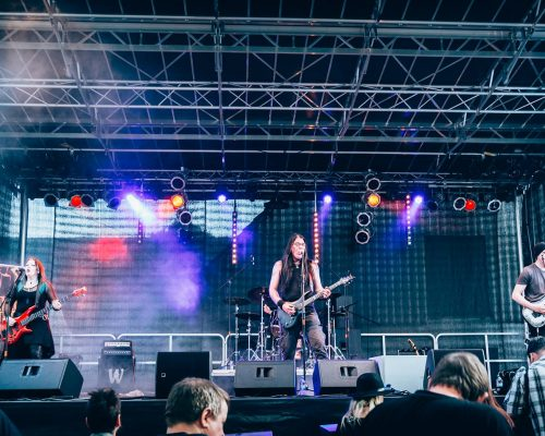 Gothic meets Rock Open Air Festival | Kierspe 25.05.17