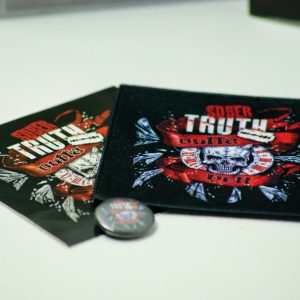 Patch Outta hell Skull