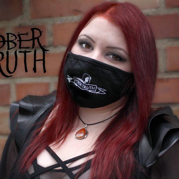 Behelfsmaske Sober Truth Merch