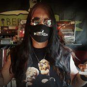 Sober Maske Merch - Women Logo 1